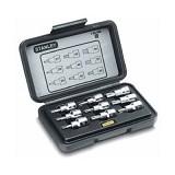 """STANLEY 9 Piece 1/2"""" Drive Torx® Bit Socket Set [89-098-23] - Kunci Sok Set"""